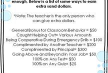 Classroom economy.