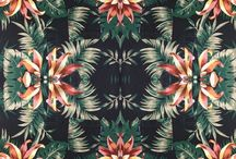 Jungle | / patterns
