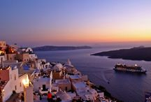 Greek island...