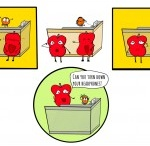Apples and Oranges Comic
