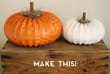 Fall-Decorating/Crafts
