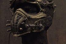 BBR gasmask