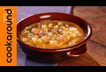zuppe ,minestre , vellutate