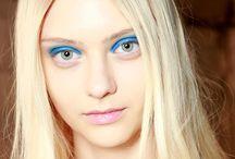 Make-up trends Spring 2014