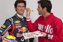 Mark Webber / Formula 1, Racing, Cars