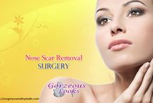 Nose Scar Removal Surgery Delhi