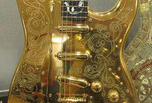 guitars fender