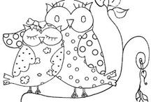 Stitchery / Stitching and embrodery