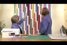 quilt tutorials / by Sue Sanders