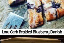 Recipes: Low Carb
