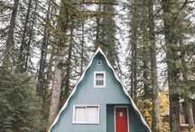 tiny house/A-frame