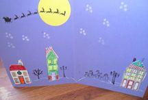 weihnachtskarte  und andere karten. / Alles was mit schönen Karten und Ideen für neue.