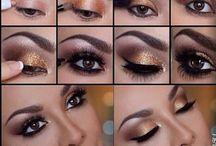 Maquillaje , manicura y peinados