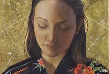 Fred Wessel ~ Egg Tempera