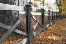 Borders & Boundaries / Fencing