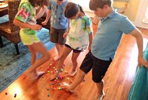 CocktailMom: Birthday Party Themes & Games & Crafts / Games to play with your child that encourage movement and physical activity.