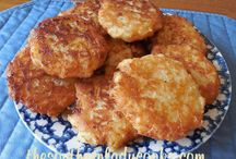 Pineapple fritters