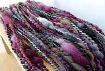 Art Weaving, Yarn