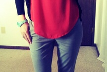 My Outfits / by Courtney Maillet