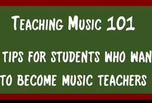 Music Classroom - Education and Advocacy