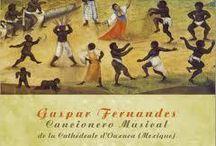 Música hispanoamericana / Música del barroco hispanoamericano