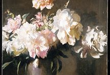 Натюрморты.Цветы