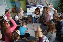 2016 lekcje edukacyjne dla dwóch grup Przedszkolaków z Przedszkola nr 37 w Rzeszowie / 12 stycznia odbyły się zajęcia dla dwóch grup Przedszkolaków z Przedszkola nr 37 w Rzeszowie.  Podczas zajęć razem z Dziećmi rozmawialiśmy o kocim świecie, ich tajemnicach, komunikacji, odpowiedzialnej opiece. Stworzyliśmy mapę szczęśliwego kota oraz podejmowaliśmy trudne tematy dotyczące porzucania i bezdomności zwierząt.