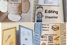 First grade creative writing