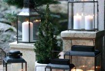 Lanterne e Natale