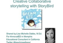 Collaborative Storytelling with Storybird / by Lisa Dabbs at TeachingwithSoul