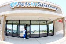 Take a Tour / A virtual tour of Pets In Stitches