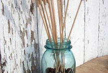 houten mini wasspelden diy
