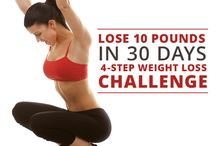 Weight Loss Challenge / Be Challenged to Weight Loss. FOLLOW ME! / by Effective Weight Loss