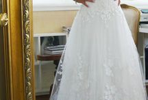 Dress Ideas / So MPS can look at the other board for wedding ideas, but not see dresses...