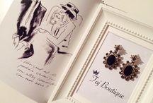 Taj Boutique / https://www.facebook.com/tajboutiquero?ref=hl   Sunteti invitati sa faceti cunostinta cu Taj Boutique. Numele ii provine din limba persana, unde Taj insemna coroana (tiara). Asadar, Taj Boutique se rezuma la bijuterii, frumusete, personalitate.