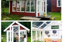 Greenhouses & She-sheds