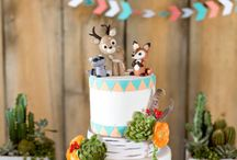 Theme :: Woodland Party / Woodland animal party supplies