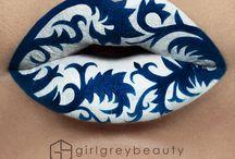 Kék és fehér