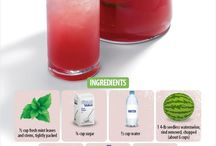 Fresh drinks that i want...