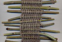 náměty - tkaní (weaving)