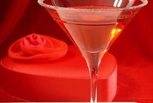 Alcoholic Drinks: Shaken Not Stirred Edition / A board dedicated to martinis.