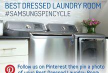 Best Dressed Laundry Room