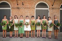 Bridesmaid dresses / Mikah and Hannah have not picked dresses.  / by Alissa