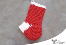 Free Crochet Patterns / Free Crochet Patterns from The Little Craft Mouse
