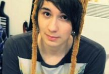 daniel howell(otherwise know as danisnotonfire)