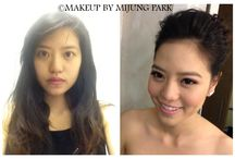 Makeup Before & After / www.makeupbymijungpark.com