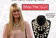Celebrities - Statement Jewellery / Celebrities wearing statement jewellery.