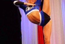 Cheerleading ↔