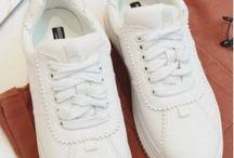 Pure Color Shoes