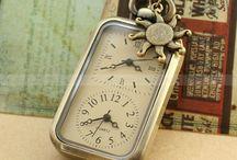 Relojes / Relojes, preciosos, precisos, perfectos / by Candi Marrero